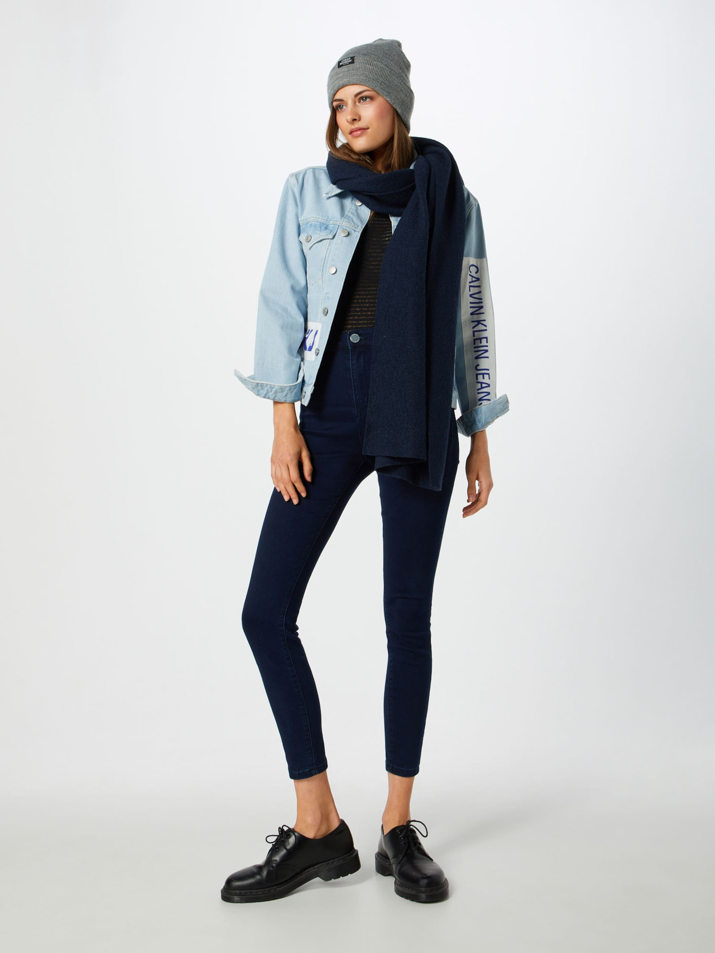 Lost Ink Jeggings Ink In Jeggings Donkerblauw Lost Donkerblauw In Lost sQdChtr