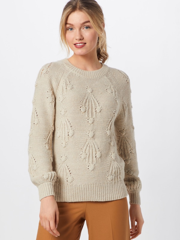 GAP Pullover Pullover Pullover in creme  Neuer Aktionsrabatt d034dc