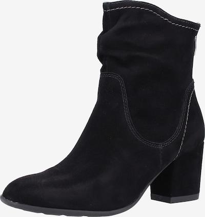 BE NATURAL Stiefelette in schwarz, Produktansicht