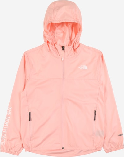 THE NORTH FACE Veste mi-saison 'Y REACTOR WIND JKT' en corail / saumon, Vue avec produit