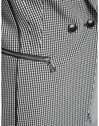 GERRY WEBER Blazer in dunkelblau / weiß: Frontalansicht