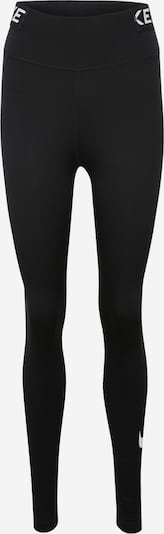 NIKE Tights 'Nike One' in schwarz / weiß, Produktansicht
