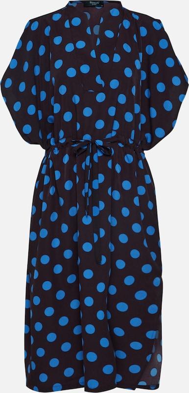 Point RoiBrun Foncé Sisters 'emos' Robe chemise Bleu En SMpUzV