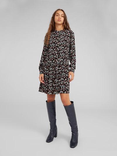 EDITED Dolga srajca 'Elodie' | mešane barve / črna barva, Prikaz modela