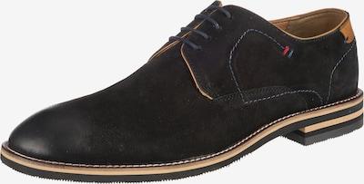 LURCHI Schnürschuhe in schwarz, Produktansicht