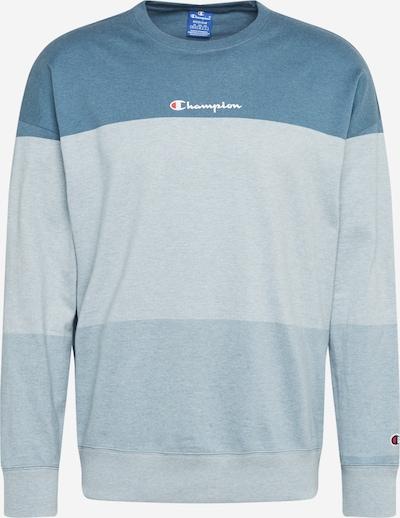 Champion Authentic Athletic Apparel Bluzka sportowa w kolorze niebieski / podpalany niebieski / jasnoniebieskim, Podgląd produktu