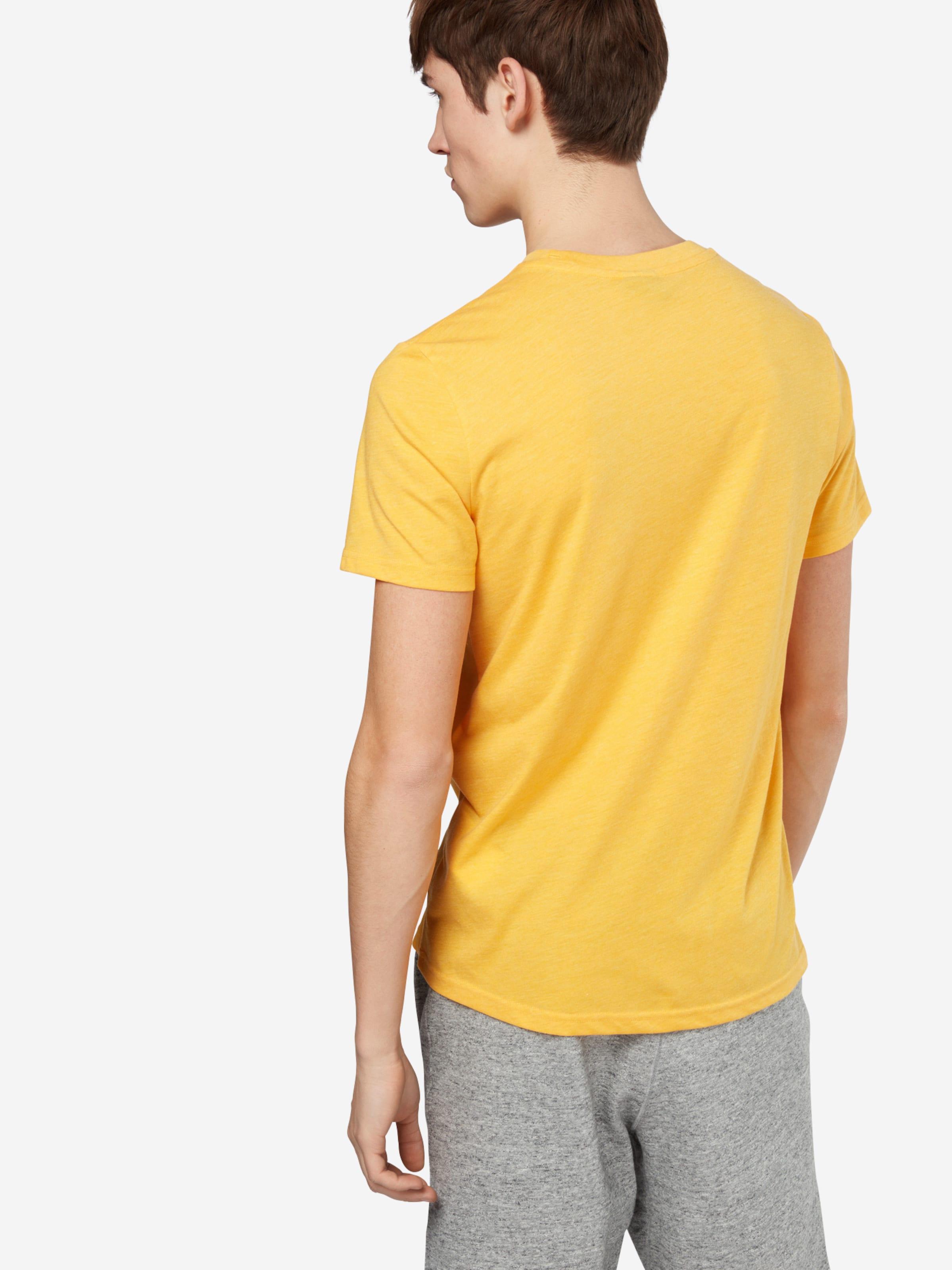 Champion Authentic Athletic Apparel T-Shirt mit Front-Print Niedriger Preis Versandgebühr pMJQldzK