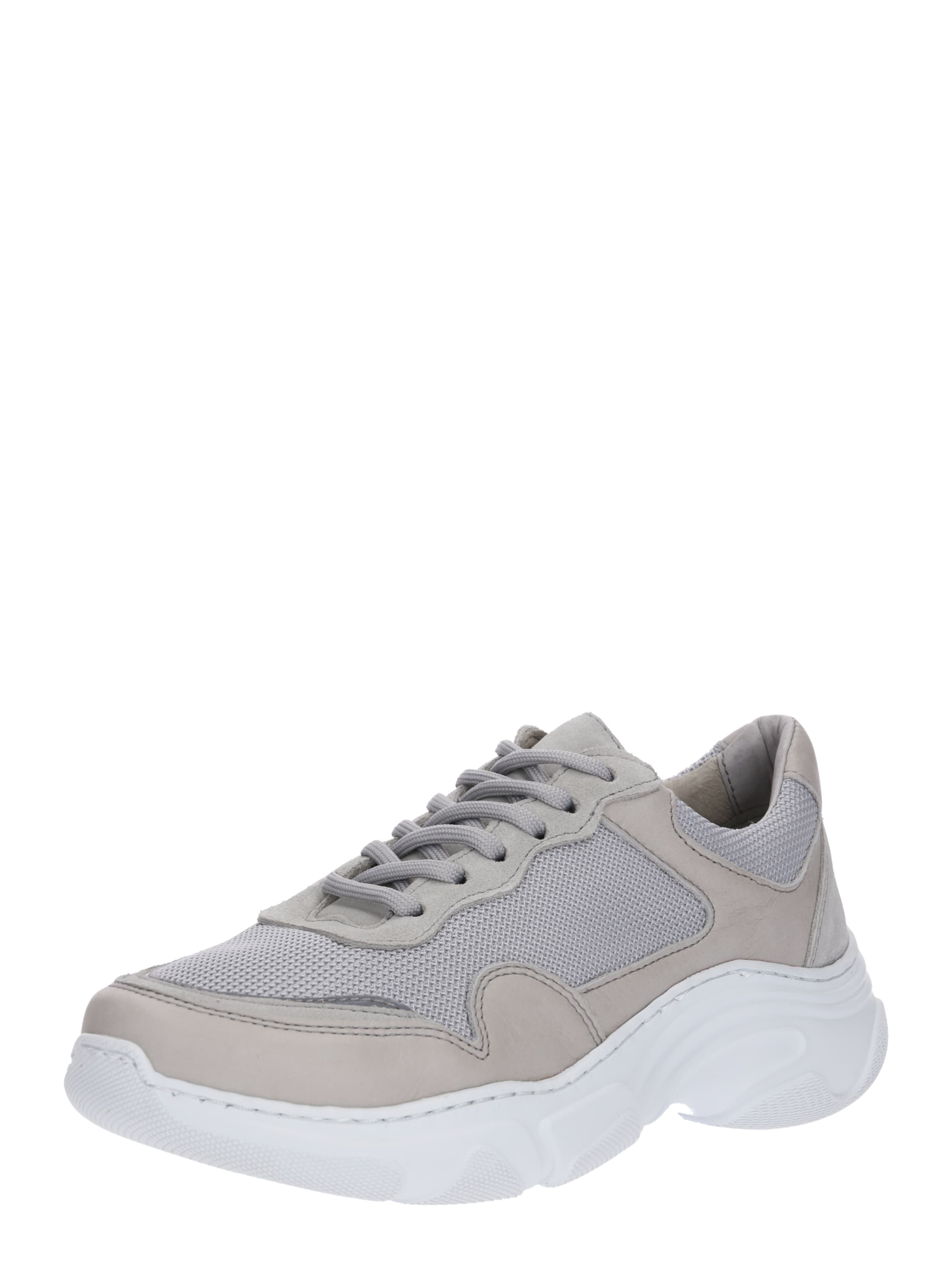 'flex' Garment Project Sneaker In TaupeHellgrau D2EH9WIY