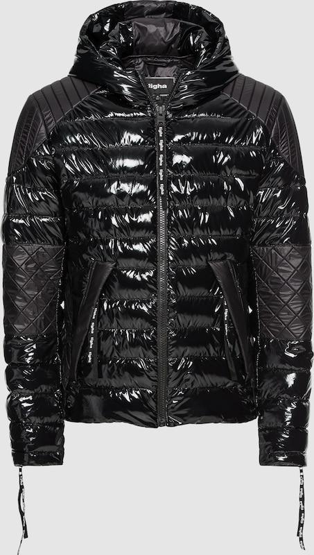 6fee963e798686 Tigha Steppjacke  Dillon  in schwarz Neue Kleidung Kleidung Kleidung in  dieser Saison 8dd7ba