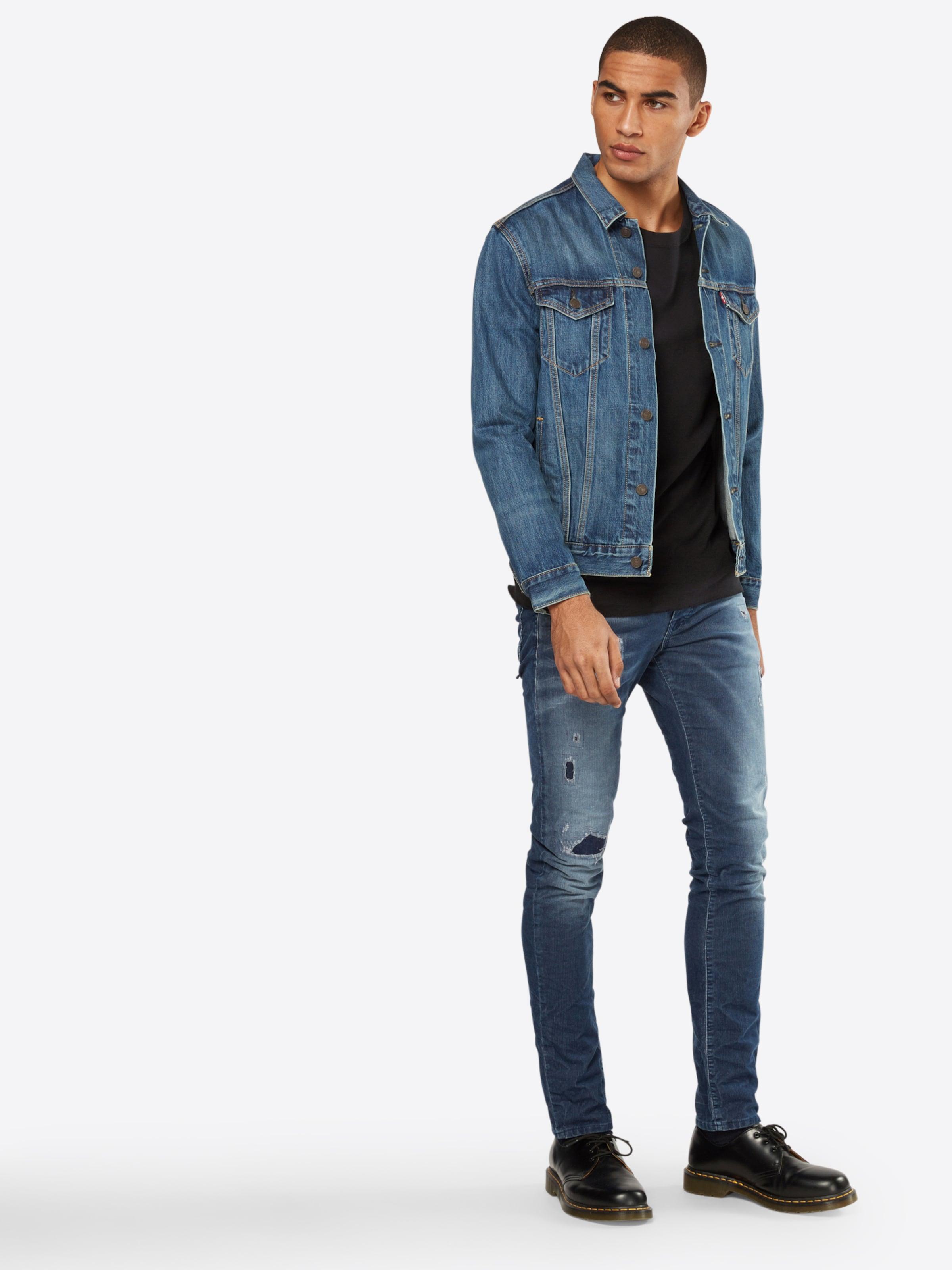 JACK & JONES Jeans 'JJIGLENN JJFOX BL 803 INDIGO CORD' Günstig Kaufen Besten Verkauf OM8FIZXRUV