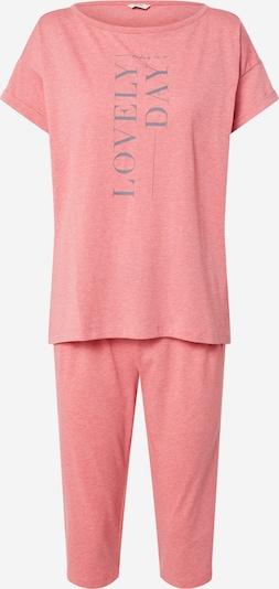 ESPRIT Pyjama 'ANIE' in koralle, Produktansicht