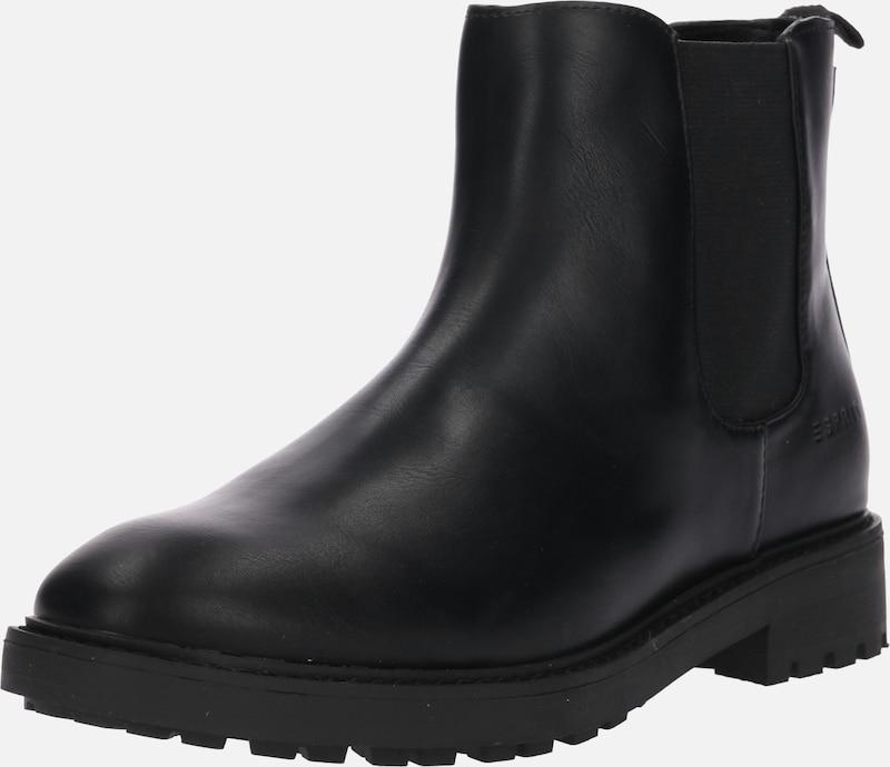 Chelsea Boots Chelsea Esprit Boots Boots En En Esprit Noir Esprit Noir Chelsea zpLVGjSqMU