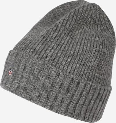 GANT Bonnet en gris chiné, Vue avec produit