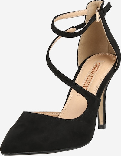 BUFFALO Pumps in schwarz, Produktansicht