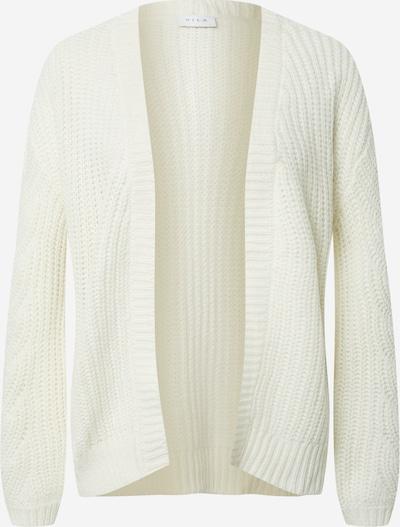 VILA Cardigan 'See' en blanc, Vue avec produit