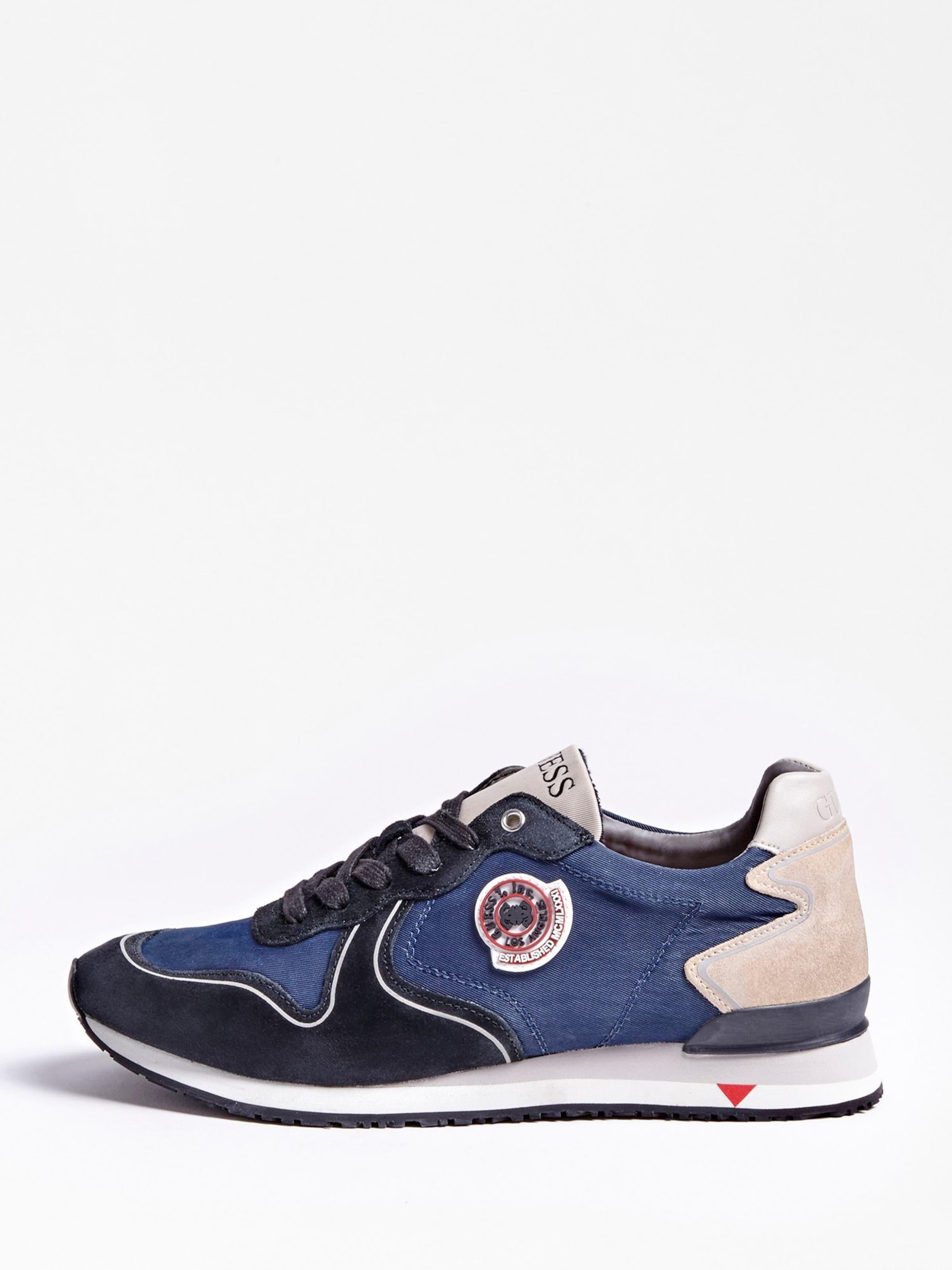 Glorym' 'new Sneaker In Guess Taubenblau BeigeNachtblau xeQBoEdrCW