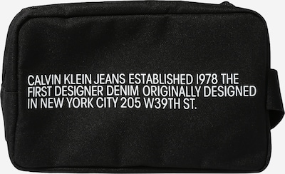 Calvin Klein Jeans Kosmetická taška - černá / bílá, Produkt