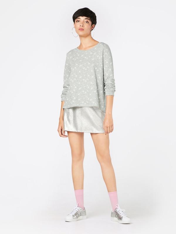 TOM TAILOR Sweatshirt 'printed sweatie'