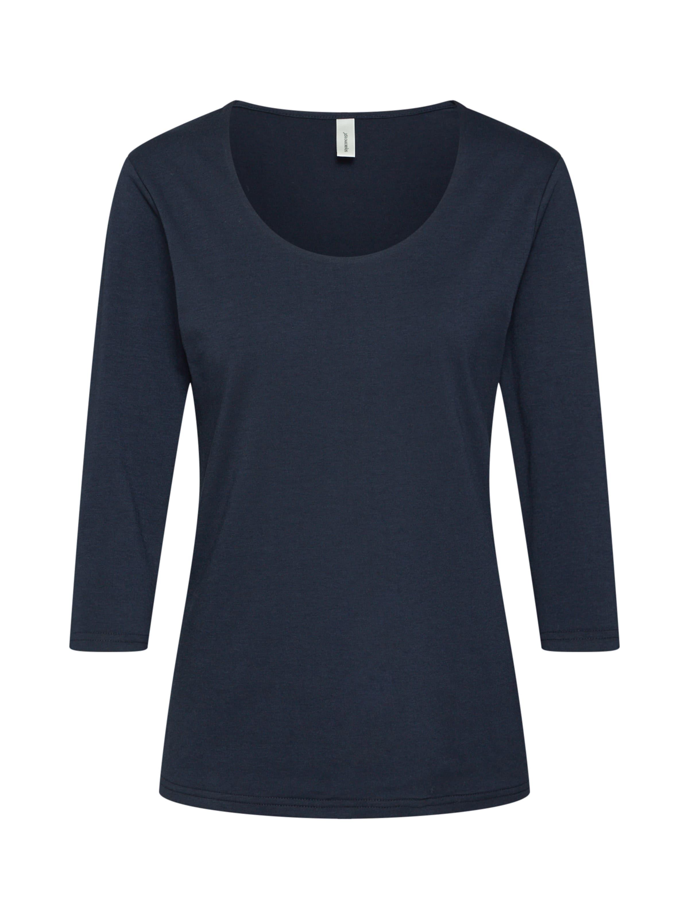 En T shirt pylle 175' Bleu Marine 'sc Soyaconcept 8mnwvN0
