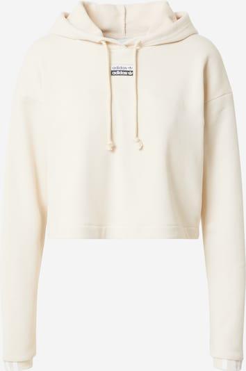 ADIDAS ORIGINALS Majica | bež / črna barva, Prikaz izdelka