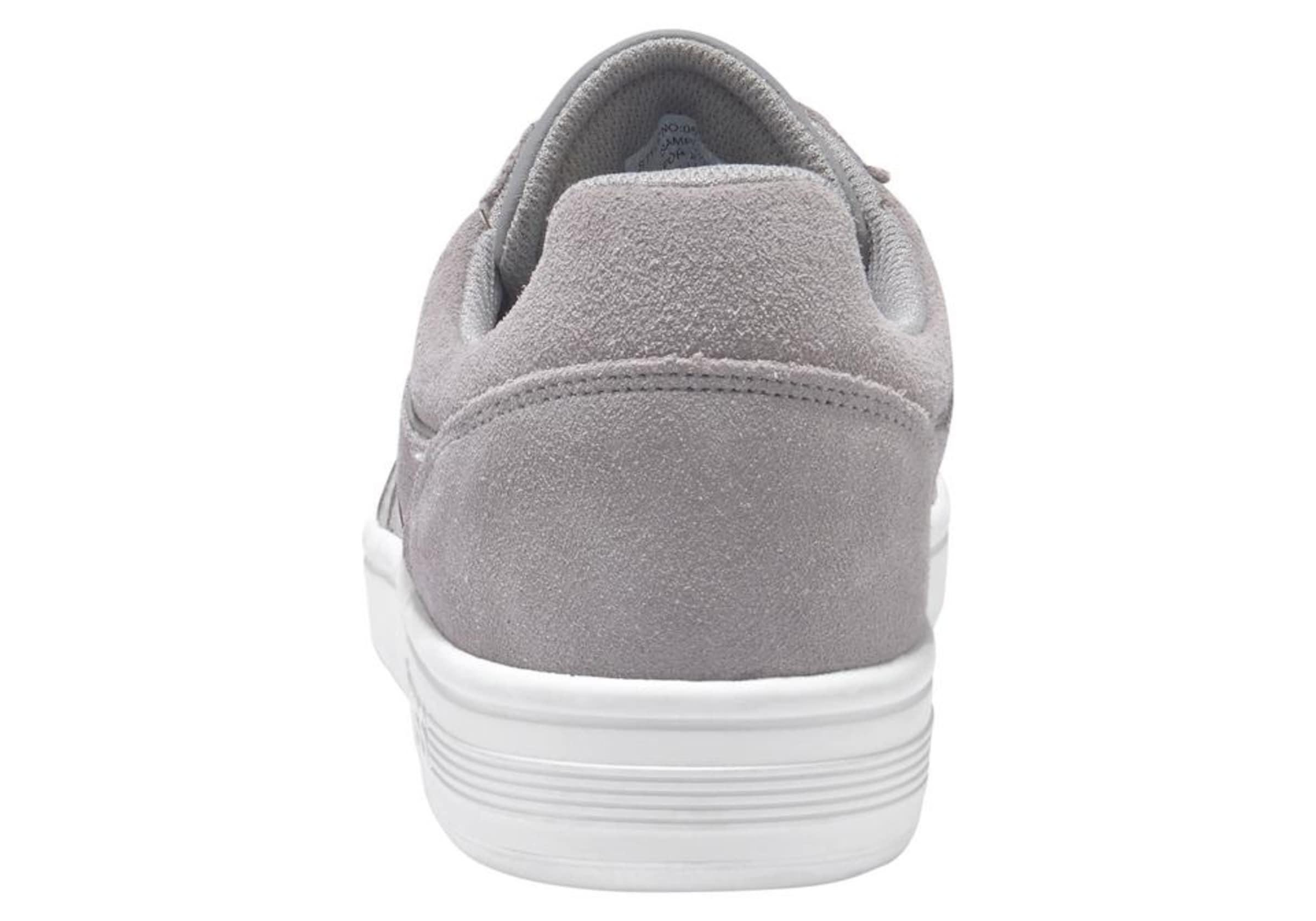 swiss Sneaker In Weiß Cheswick 'court K Suede' GrauHellgrau MzqUVpS
