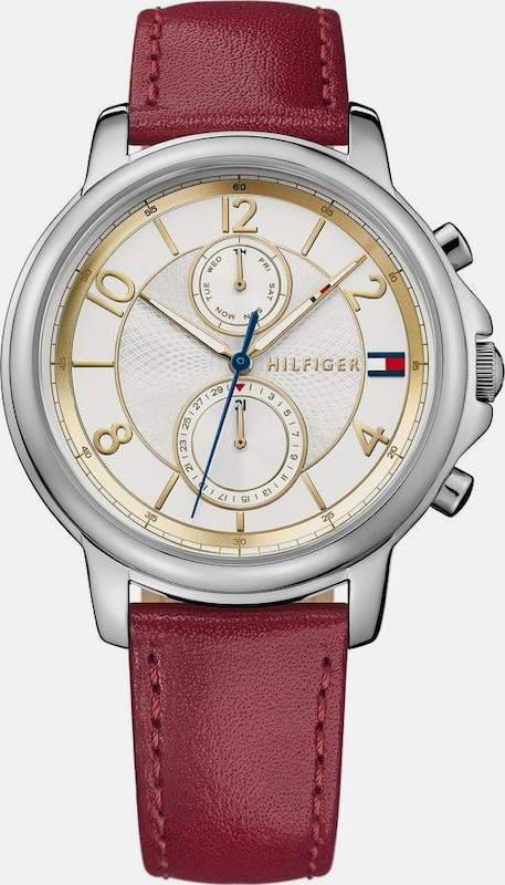 TOMMY HILFIGER Multifunktionsuhr 'Sophisticated Sport, 1781816'