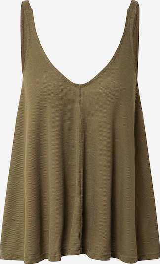 Free People Top 'Dani' in khaki, Produktansicht