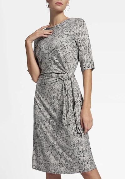 Uta Raasch Jersey-Kleid mit 3/4-Arm in mischfarben, Modelansicht