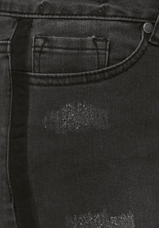 Arizona Arizona Jeans Jeans Schwarz Schwarz SOqRRz