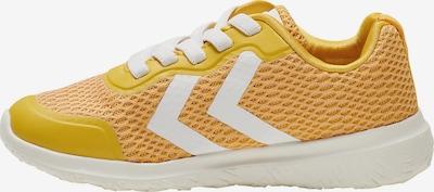 Hummel Sportschuh 'ACTUS ML' in gelb / weiß, Produktansicht