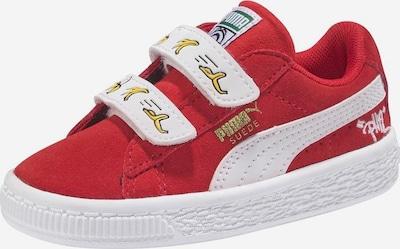 PUMA Sneakers 'Minions' in gelb / rot / weiß, Produktansicht