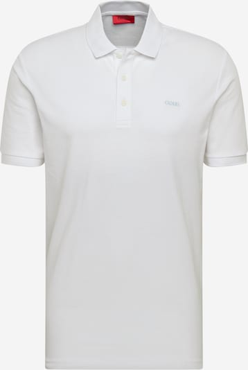 HUGO T-Shirt 'Donos203' en blanc, Vue avec produit