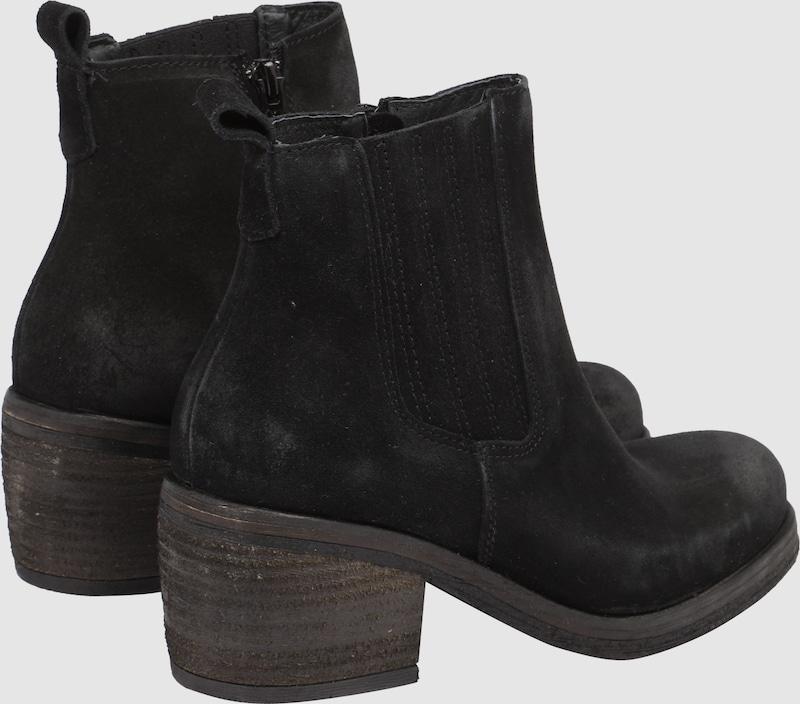 Ca Shott   Chelsea-Stiefelette mit mit mit Rauleder Schuhe Gut getragene Schuhe 3f84d0