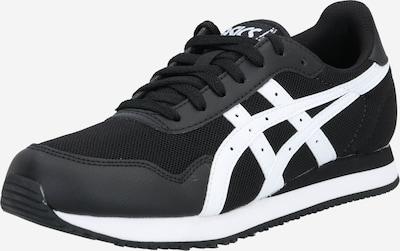 ASICS SportStyle Sportske cipele 'TIGER RUNNER' u crna / bijela, Pregled proizvoda