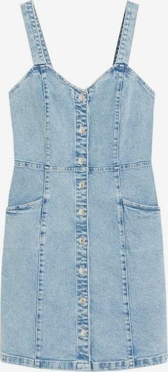 MANGO Kleid boho in kobaltblau, Produktansicht