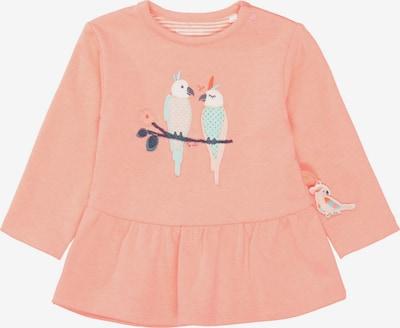 STACCATO Sweatshirt in mischfarben / koralle, Produktansicht