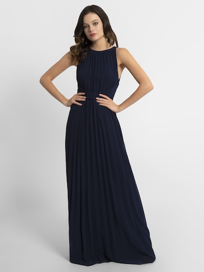 APART Kleid in nachtblau, Modelansicht