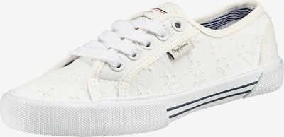 Pepe Jeans Sneaker 'Aberlady Angy' in weiß / offwhite, Produktansicht