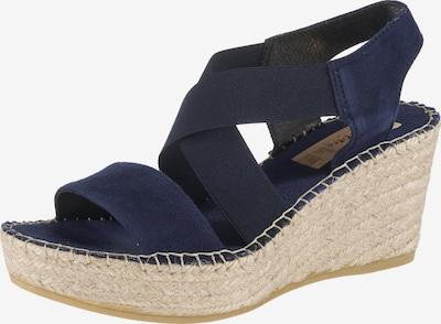 Vidorreta Sandale in marine, Produktansicht
