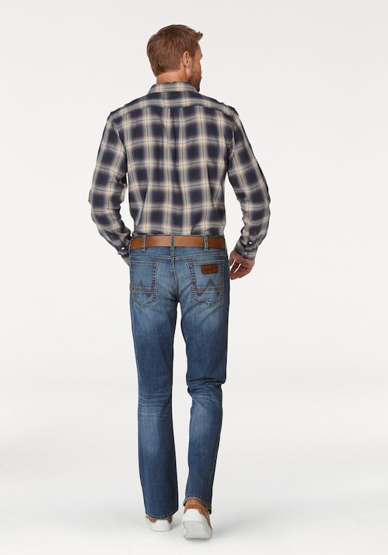 WRANGLER Bootcut-Jeans 'Jacksville'