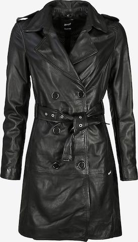 Maze Prechodný kabát 'Culima' - Čierna