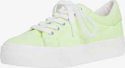 TAMARIS Sneaker in pastellgrün, Produktansicht