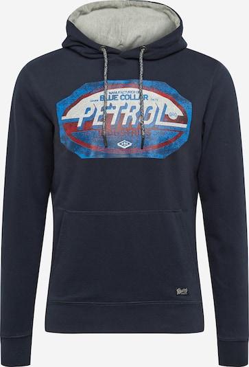 Petrol Industries Sweatshirt in navy, Produktansicht
