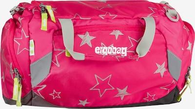 ergobag Sporttasche in grau / pink, Produktansicht