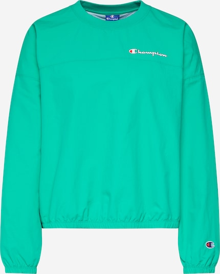 Champion Authentic Athletic Apparel Sweatshirt in de kleur Groen, Productweergave