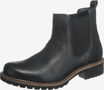 ECCO Chelsea Boots 'Elaine' in Black