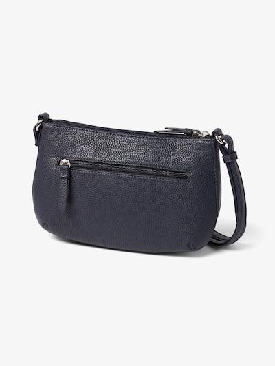 TOM TAILOR Umhängetasche 'Sessa' in dunkelblau, Produktansicht