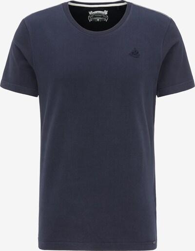 DREIMASTER T-Shirt in marine, Produktansicht
