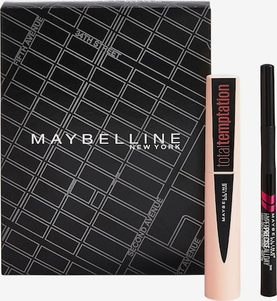 MAYBELLINE New York Make-up Set in gold / schwarz, Produktansicht