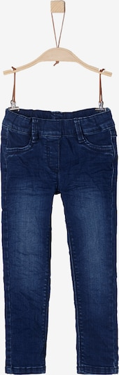 s.Oliver Junior Stretchjeans in dunkelblau, Produktansicht